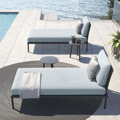 Deck Chairs & Chaise Lounge | Outdoors Furniture | ISA Project