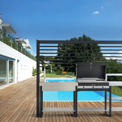 Outdoor kitchens | Outdoors Furniture | ISA Project