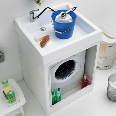 Washing Machine Cabinets - Bathroom & Laundry | ISA Project