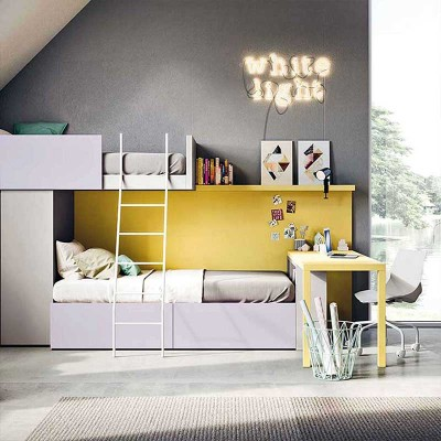 Kids Bedroom | Home furniture | ISA Project