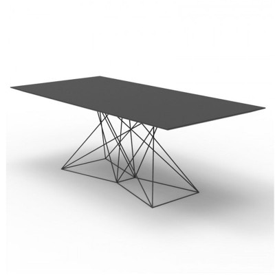 Rectangular tables | Outdoor Tables | ISA Project