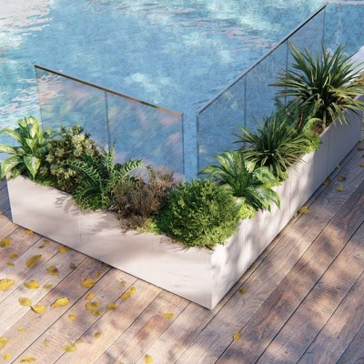 Modular Planters | Outdoor Furniture | ISA Project
