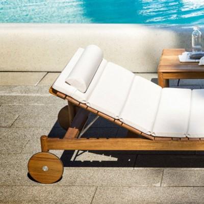 Lettini prendisole | Lettini e Relax | Arredo da esterno | ISA Project